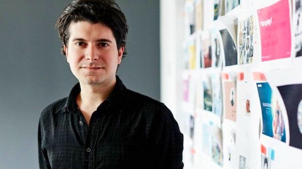 Squarespace-Gründer und CEO Anthony Casalena. (Quelle: Inc.com)