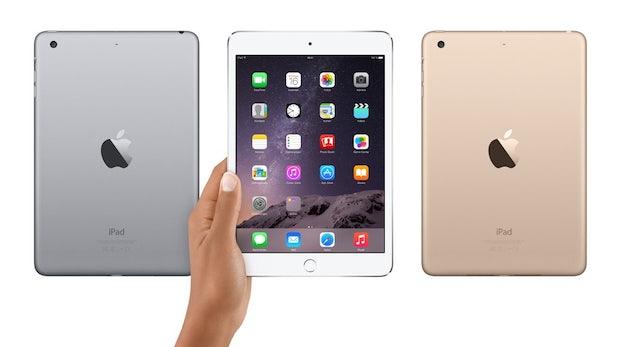 Insider hat geplaudert: Das iPad Mini 4 bekommt mehr Power und speckt ordentlich ab