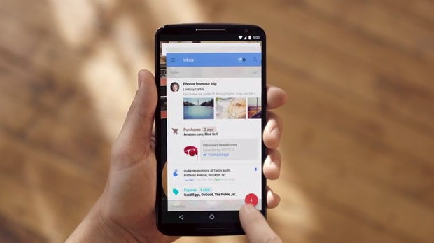 Google Inbox: Mail trifft auf Getting Things Done