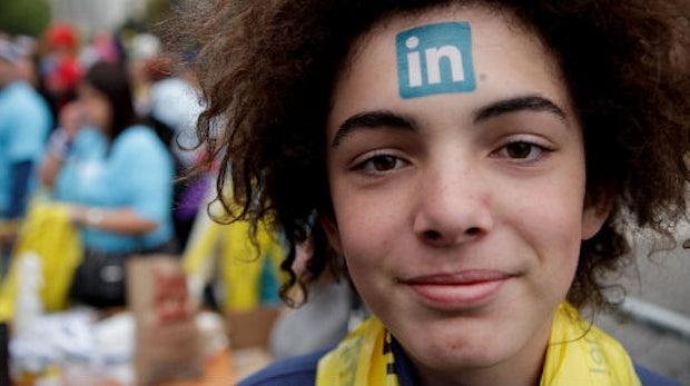 Think Content! So lässt Linkedin seine Wettbewerber hinter sich