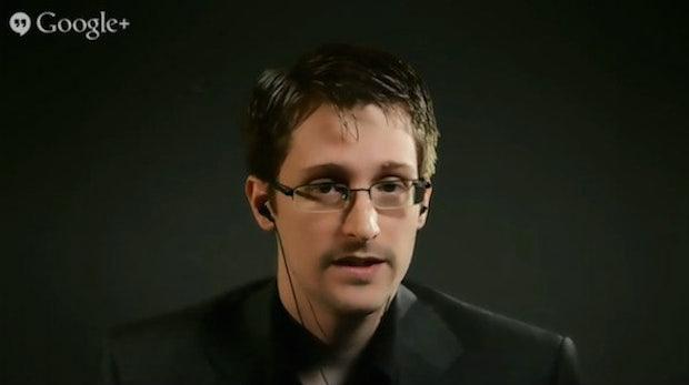 """Edward Snowden: """"Vernichtet eure Dropbox, vermeidet Facebook und Google"""""""