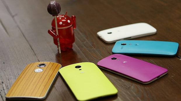 Android 5.0 Lollipop: Diese Geräte werden mit Updates versorgt