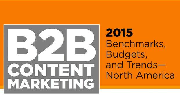 Content-Marketing: Die meisten B2B-Marketer scheitern an mangelnder Dokumentation