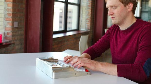 Die Neuerfindung der Schreibmaschine: Hemingwrite kommt mit Cloud-Backup und Retro-Charme