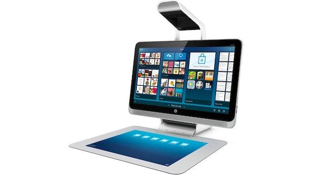 Workstation für Kreative: Wie HP mit Sprout eine neue Geräteklasse etablieren will