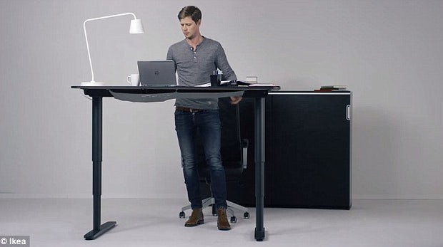 Standing-Desk: 5 erschwingliche, höhenverstellbare Schreibtische