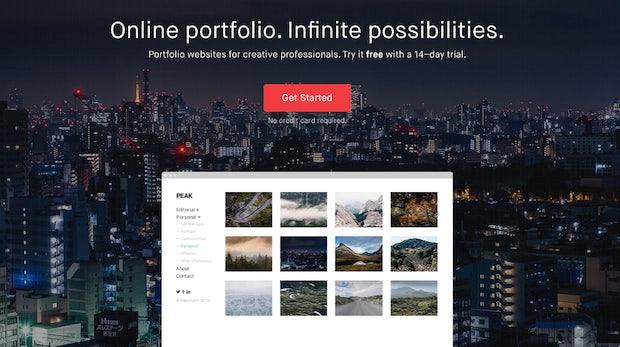 Von Behance bis Krop: 6 Webseiten, mit denen ihr schicke Portfolio-Landingpages erstellen könnt
