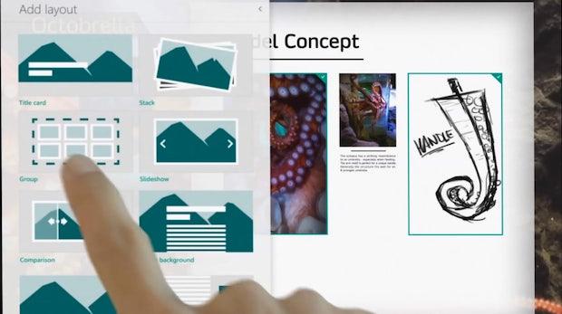 Ein PowerPoint-Killer aus dem Hause Microsoft? Das kann Sway