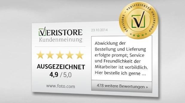 Veristore: Das bringt uns der neue Anbieter für Gütesiegel und Kundenbewertungen