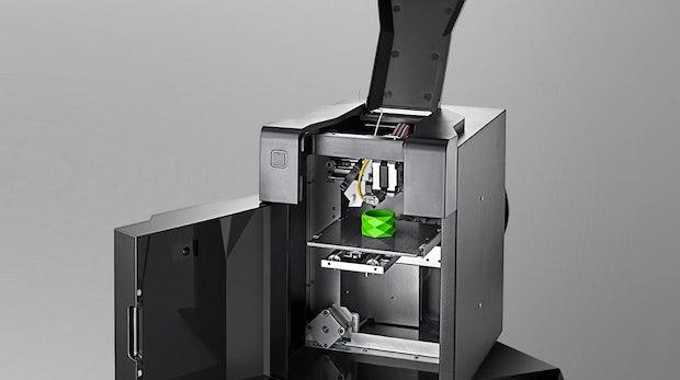 Diesen 3D-Drucker hat Tchibo seit heute Morgen im Angebot. (Bild: Tchibo)