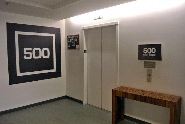 Zu Besuch bei 500 Startups in Mountain-View. (Bild: Andreas Weck)