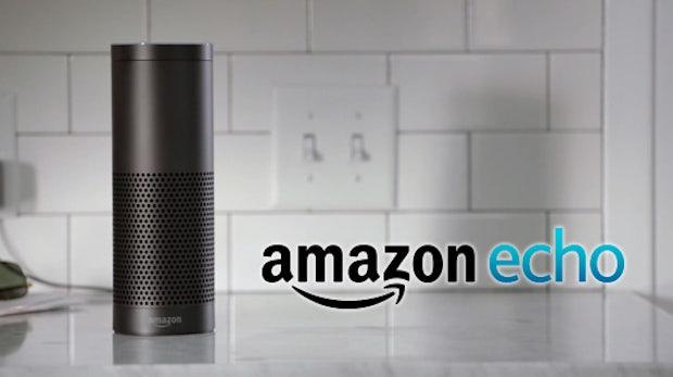 Amazon Echo: Kabelloser Lautsprecher und Sprachassistent à la Siri in einem Gerät