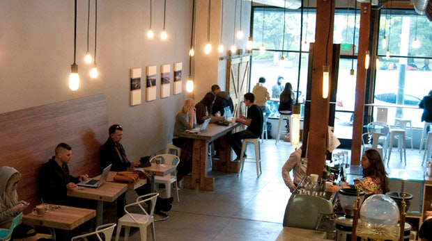 Arbeiten im Coffeeshop: Der kleine Knigge für Webworker