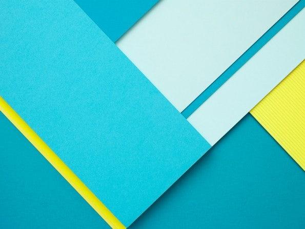"""Wallpaper im Material Design für Fans und Kreative. <a href=""""http://t3n.de/news/wp-content/uploads/2014/11/Material-Wallpaper-2.jpg"""">Zum Download!</a>"""