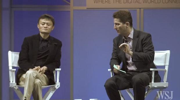 Die Zukunft von Alibaba: Gründer Jack Ma gewährt Einblicke