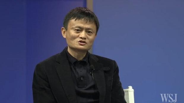 Alibaba: Jack Ma will den Umsatz bis 2020 verdoppeln – auf 1 Billion Dollar