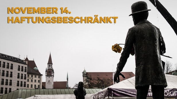 Haftungsbeschränkt – November: Im Arsch
