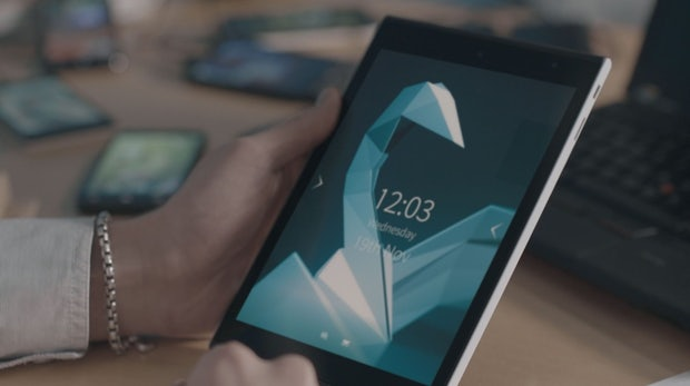 Crowdfunding für ein Tablet: Jolla startet Indiegogo-Kampagne für seinen iPad-Konkurrenten [#slush14]