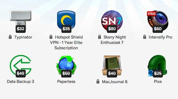 Schnäppchen-Alarm: 9 Apps für den Mac in einem Paket