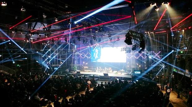 14.000 Teilnehmer aus mehr als 80 Ländern: das Slush-Festival in Helsinki. (Foto: t3n)