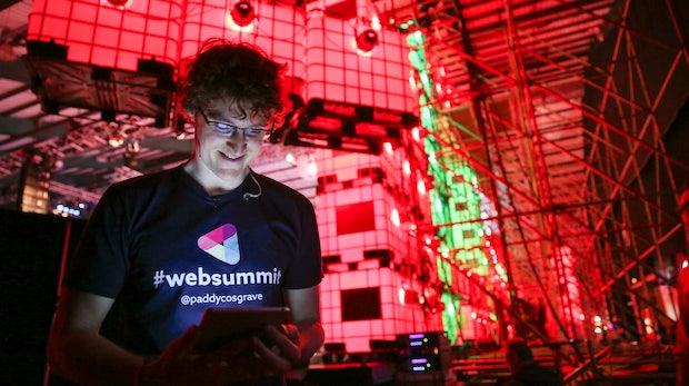 """It's a magical thing!"" – Wie der Web Summit in Dublin die Tech-Branche verzaubert"