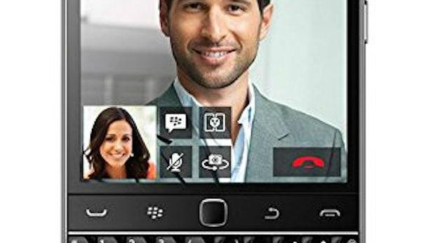 BlackBerry Classic (Bild: BlackBerry)