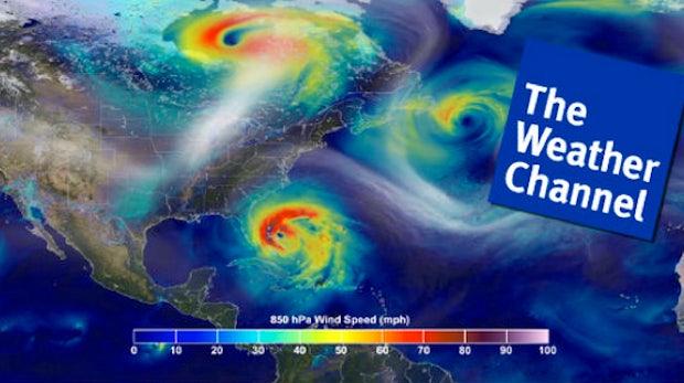 Weather.com: Vom lahmen Wettersender zur Online-Publishing-Macht