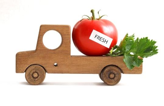 Per Mausklick auf den Teller? Warum der deutsche Lebensmittel-Onlinehandel noch in den Kinderschuhen steckt.