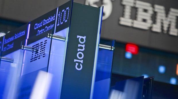 Cloud Computing: IBM fördert IT-Infrastruktur von Startups mit bis zu 120.000 Dollar