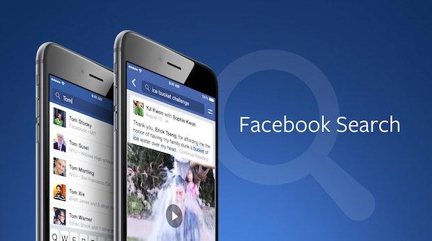 Facebook verspricht endlich sinnvolle Suche für Desktop und Smartphones