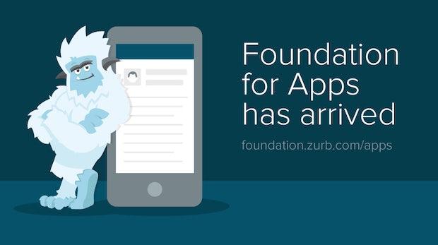 Frontend-Framework für Web-Apps: Zurb stellt Foundation für Apps vor