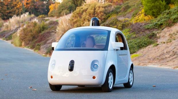 Google: Selbstfahrendes Auto jetzt auch fahrtauglich