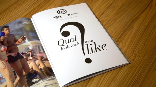 Ein Print-Magazin mit funktionierendem Like-Button: Völlig verrückt oder visionär?