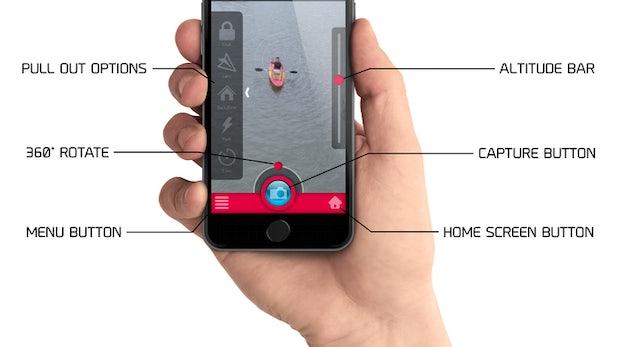Mini-Drohne Zano (Foto: Torquing Group/Kickstarter)