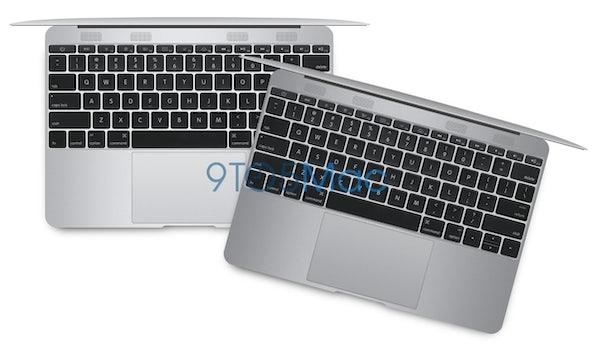 Apple: Neues MacBook Air in 12 Zoll, mit Retina-Display und nur einem Universal-Anschluss