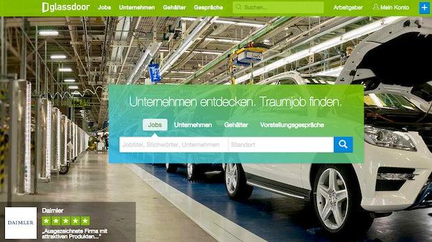 Arbeitgeber bewerten, Traumjob finden: Glassdoor möchte Transparenz auf deutschem Arbeitsmarkt schaffen