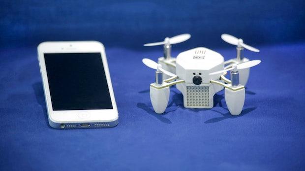 Gescheitertes Drohnen-Projekt auf Kickstarter: Was bei Zano wirklich schieflief [Update]