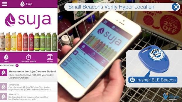 Retargeting 2.0: Beacons verfolgen Kunden vom Laden in die Online-Welt