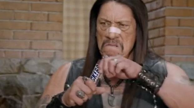 Von Danny Trejo bis Kim Kardashian: Die besten Werbespots des Super-Bowl 2015