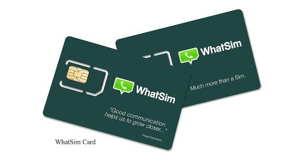 WhatSim: Chatten via WhatsApp auch im Ausland ohne hohe Roaming-Gebühren