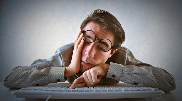 Boreout statt Burnout: Wenn Langeweile zum Problem wird