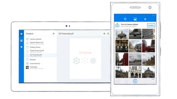 Dropbox launcht endlich App für Windows Phone
