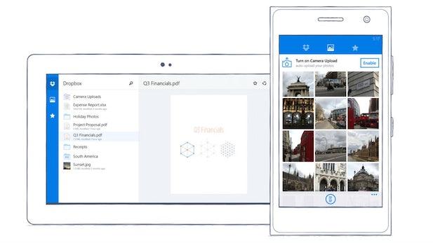 Dropbox launcht endlich App für Windows Phone