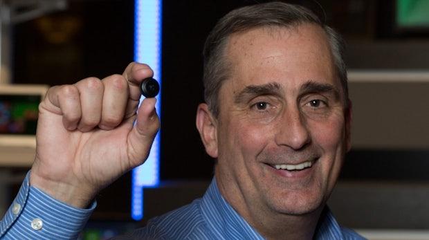 Curie: Intels neue Plattform für den Bau winziger Wearables