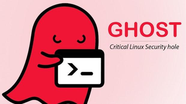 """""""GHOST"""": Schwere Sicherheitslücke betrifft die meisten Linux-Distributionen"""