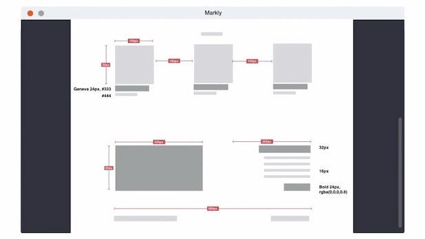 Style-Guides in Windeseile erstellen: Markly unterstützt Designer