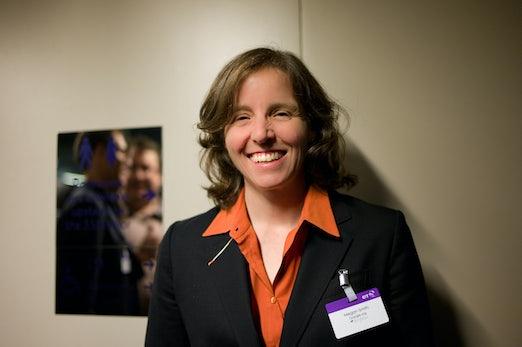 """Ex-Google-Managerin Megan Smith im Weißen Haus: """"Weg mit den Floppy Disks"""""""