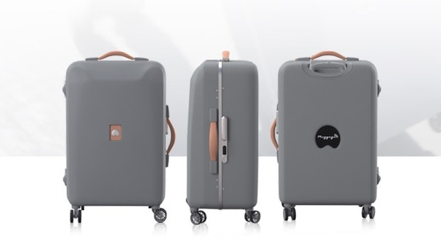 """High-Tech-Koffer für Vielflieger: Wie """"Pluggage"""" euch auf Geschäftsreisen unterstützen soll"""