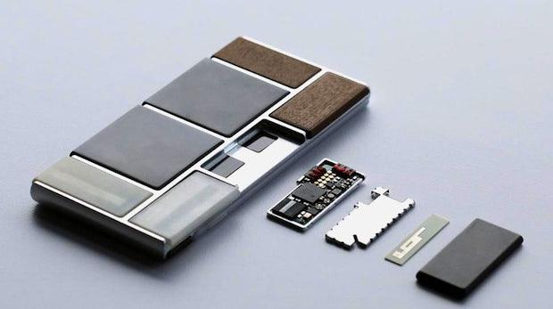 Project Ara: Googles modulares Smartphone soll schon 2015 in die erste Testphase gehen