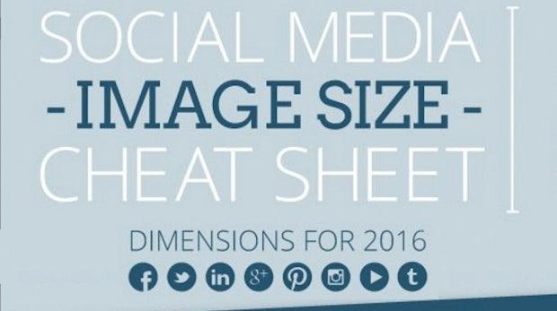 Von Facebook bis YouTube – alle Social-Media-Bildgrößen für 2016 im Überblick